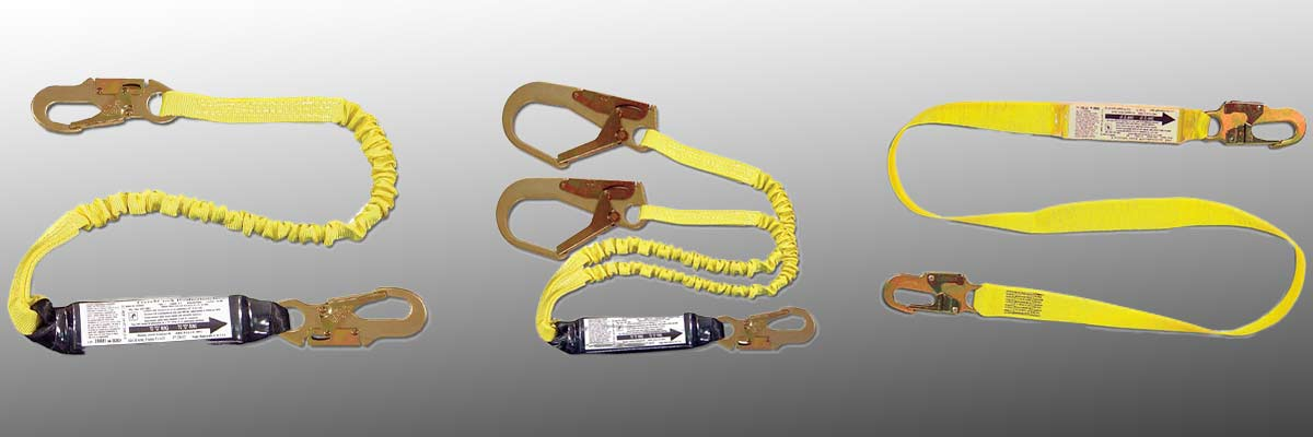 Safety Lanyards and Lifelines